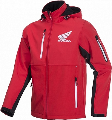 Honda bunda softshell red