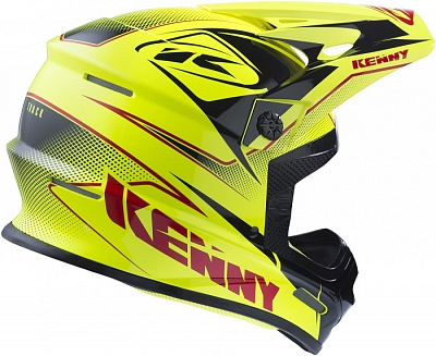 Kenny Track Neon Yellow