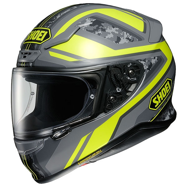 SHOEI NXR PARAMETER TC-3